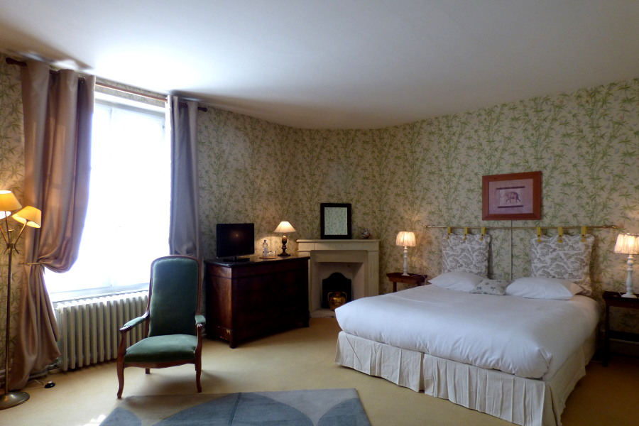 Classic rooms on the village side
