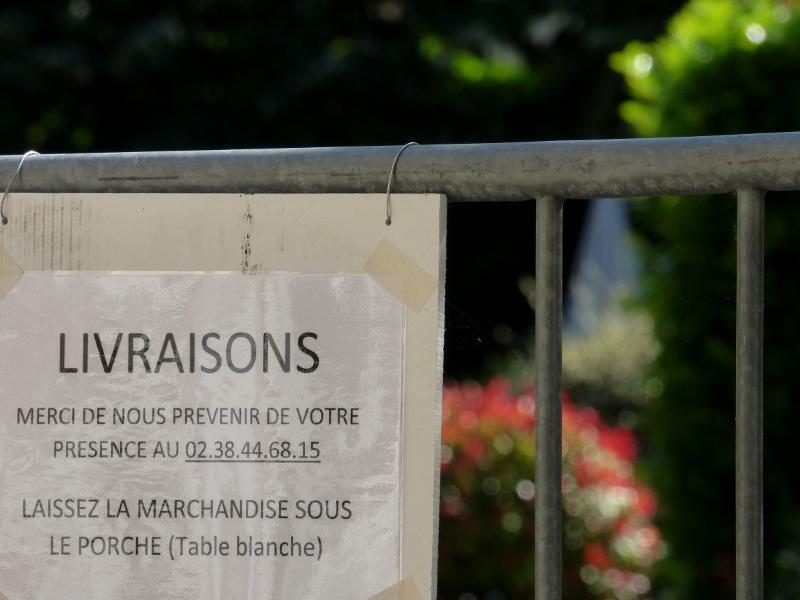 Protocole sanitaire pour les livraisons pendant la crise du corona virus à l'hotel la Tonnellerie de Tavers